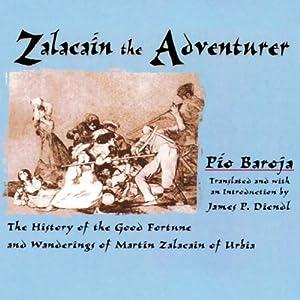 Zalacain the Adventurer Audiobook