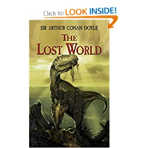 The Lost World (Dover Thrift Editions) by Sir Arthur Conan Doyle