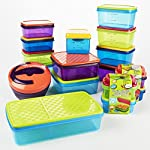 Kids' Complete Back to School Lunch Container Kit