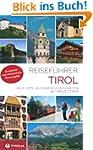 Reisef�hrer Tirol: Alle Orte und Sehe...