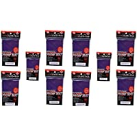 KMC Hyper Matte Sleeves Purple ×10 Sets (10 Packs/total 800 Sheets) ( Japan Import )