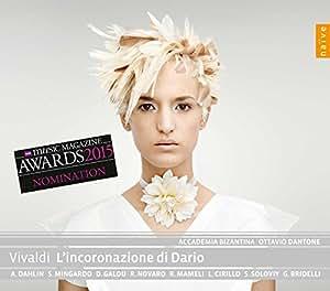 Vivaldi : L'incoronazione di Dario
