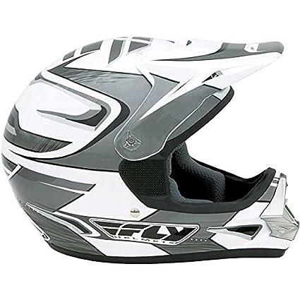 casque Fly Kid Venom blanc/silver/noir