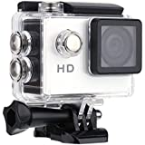 """Andoer® A7 HD 720P Sport Mini DV Action Camera 2.0"""" LCD 90° Wide Angle Lens 30M Waterproof"""