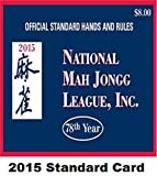 You can now get it here - the one and only National Mah Jongg League official 2014 Hands & Rules Scorecard, just released on April 4, 2014. Now in its 77th year, the National Mah Jongg League is the central authority on mahjong rules and scoring in the United States. For American mahjong players getting the new mahjong scorecard is a yearly ritual that keeps the game fresh. If you play mahjong with American rules, this is the one and only scorecard to have!