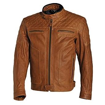 Richa Memphis 100 % imperméable en cuir moto Moto veste hommes new