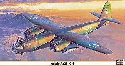 Maquette avion: Arad -3