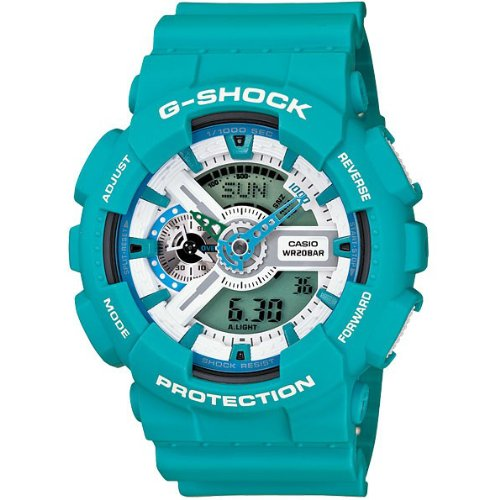 G-Shock GA110SN White Watch