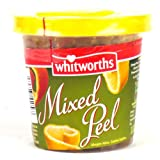 Whitworths Mixed Cut Peel 100g