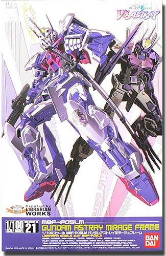 Gundam Seed vs Astray 21 Gundam Astray Mirage Frame 1/100 Scale