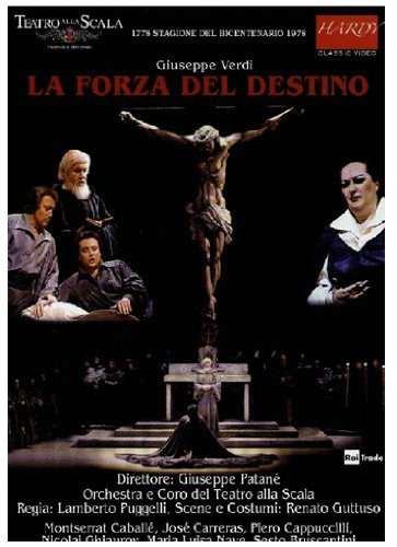 Verdi: La Forza del Destino (Scala, 18 June 1978) [DVD] [NTSC]