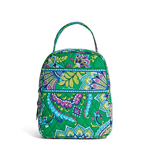 Vera Bradley Lunch Bunch Emerald Paisley - 1