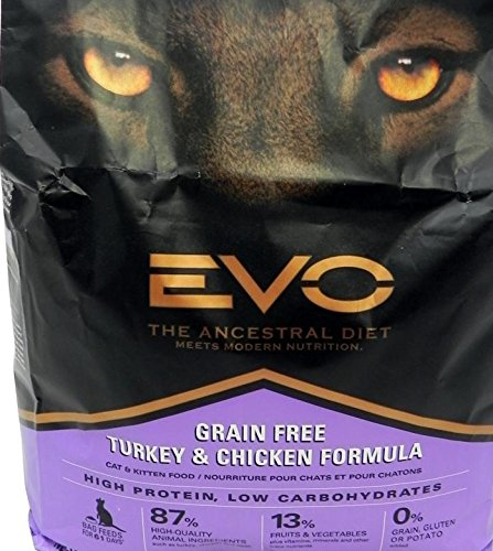 evo-turkey-chicken-cat-kitten-grain-free-food-22-pounds