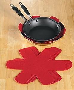 Kitchen Pan Protectors - Set Of 4