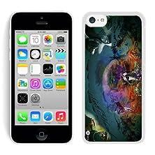 buy Kid Cudi Man On The Moon White Iphone 5C Phone Case Genuine Custom Cover