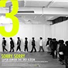 Super Junior 3�W - Sorry, Sorry (�o�[�W����A)(�؍���)