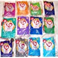 Ty Beanie Babies - 1998 Complete SET of 12 McDonald's TY BEANIE Babies