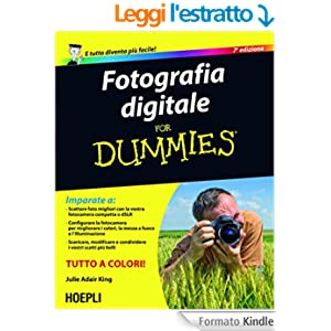 Fotografia digitale For Dummies (Foto, cinema e televisione)