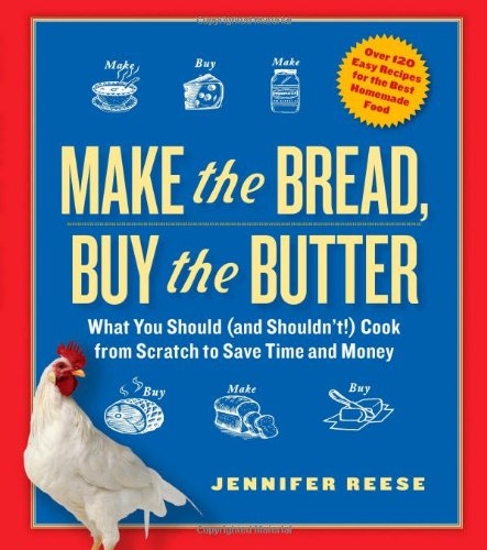 Make the Bread, Buy the Butter: What You Should