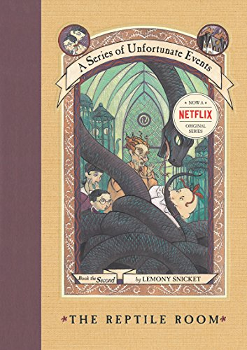 The Reptile Room (A Series of Unfortunate Events, No. 2)