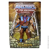 Sea Hawk Masters of the Universe Classics Club Filmation Action Figure