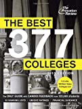 The Best 377 Colleges, 2013 Edition (College Admissions Guides) (0307944875) by Princeton Review