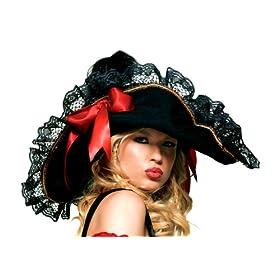 Leg Avenue Women's Swashbucker's Hat