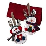 Geschenkideen Bestecktasche-Geschirrhalter-Besteckbeutel-Besteckhalter-Weihnachten