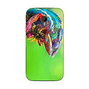 Prinkraft Designer Back case For Motorola Moto G (3rd gen)