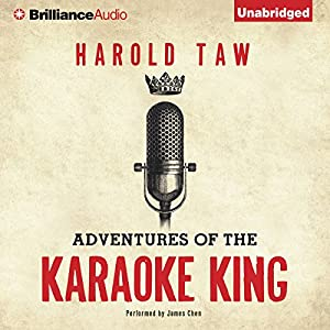 Adventures of the Karaoke King Audiobook