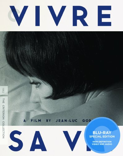 Blu-ray : Vivre Sa Vie (Criterion Collection) (Black & White, Special Edition, Full Frame, )