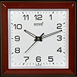 Motion'S Square Wall Clock For Home / Office/ Business Use Powered By Quartz (100% Original,Durable+1 Year Warranty)