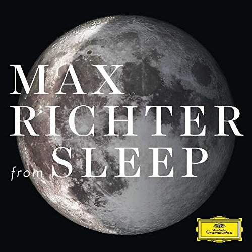 CD : Max Richter - From Sleep (CD)