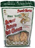Sam's Yams Veggie Rawhide Sweet Potato Dog Treats, 16-ounce