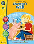 Charlotte's Web Literature Kit Gr. 3-...