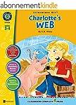 Charlotte's Web Literature Kit Gr. 3-...