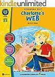 Charlotte's Web Literature Kit Gr. 3-4
