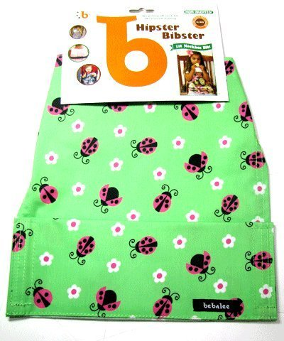 Bebalee Infant Toddler Bibs Baby Bibs Neckless Apron 9+