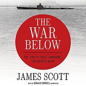 The War Below Audiobook