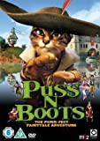 Puss N Boots [Not Dreamworks] [DVD]