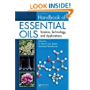 Handbook of Essential Oils: Science, Technology, and Applications