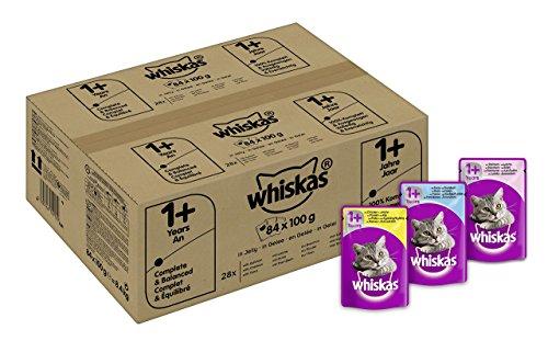 whiskas-1-katzenfutter-fisch-und-geflugelauswahl-in-gelee-84-beutel-84-x-100-g