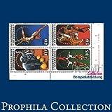 echange, troc FR.Prophila - timbres pour les collectionneurs: DDR WZd649DV avec mention (complète.Edition.) neuf avec gomme originale 1985 arts du cirque