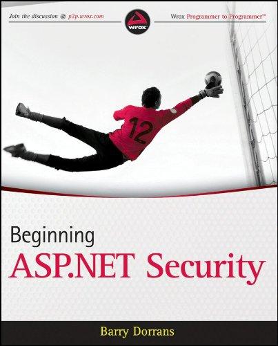 Beginning ASP.NET Security (2010)