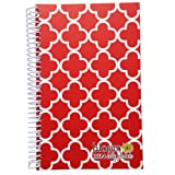 bloom Calendar Organizer December Quatrefoil