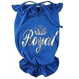 Bild: Hundehirtkleid Royal blau von Doggydolly