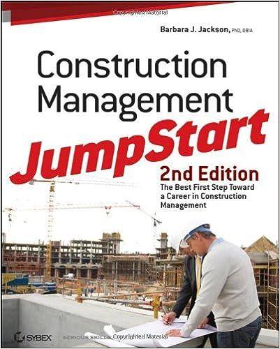 Construction Management JumpStart: The Best First Step Toward a Career in Construction Management