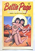 【ベティ・ペイジ BETTIE PAGE: QUEEN OF THE NILE】 #3(of3) 中古アメコミ DARK HORSE <2000年>
