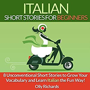 Italian Short Stories for Beginners Audiobook