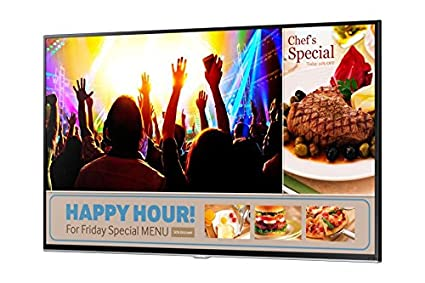 "Samsung RM40D (LH40RMD) TV Ecran LCD 40 "" (102 cm) 1080 pixels Tuner TNT 50 Hz"